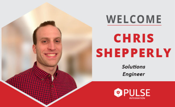 PULSE INTEGRATION WELCOMES SOLUTIONS ENGINEER