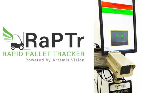 RaPTr (Rapid Pallet Tracker) Slashes Warehouse Scanning Costs, Time