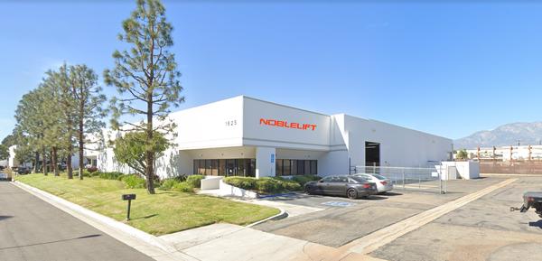 Noblelift Announces Our California Branch Expansion