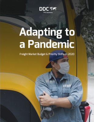Pandemic Impact To Supply Chain Priorities Detailed In New Freight Market Research Report By DDC FPO