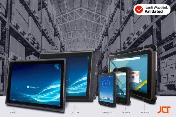 JLT Mobile Computers joins Ivanti Wavelink Device Validation Program