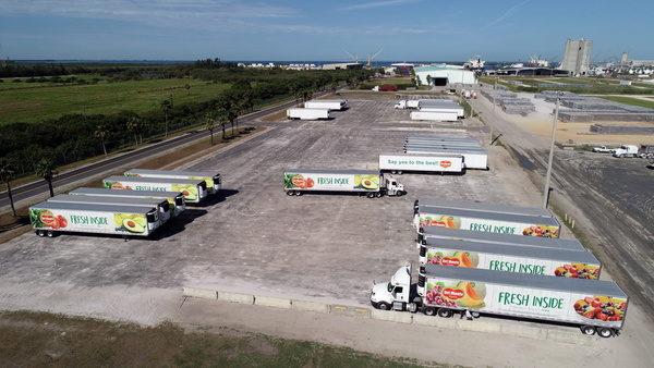 Port Manatee opens transfer facility, maximizing vital throughput
