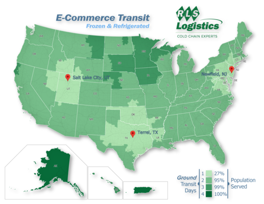 New expansion promises faster temperature-controlled eCommerce fulfillment in Texas.