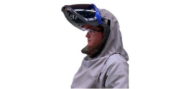 Cementex Announces New Lift-Front Hoods for Ultralight Series Arc Flash PPE