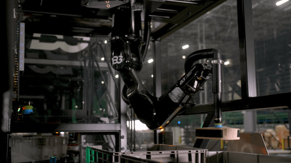 Berkshire Grey and Atos Partner to Bring an Automation-First Approach to Supply Chain Transformation