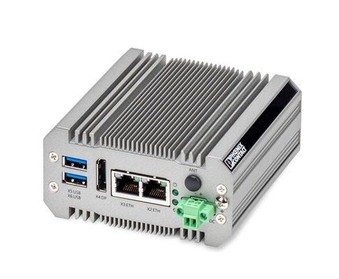 Compact IPC for edge computing