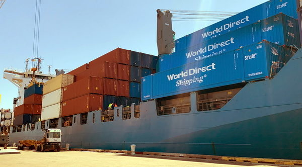 Port Manatee-based World Direct Shipping adds vessel to expanding Mexico services