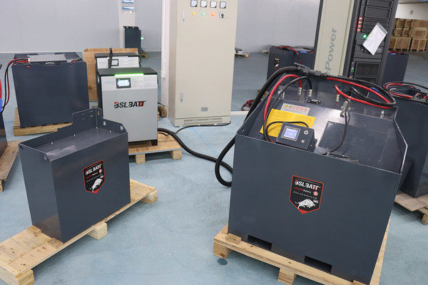 Combilift forklifts now equipped with BSLBATT lithium-ion batteries