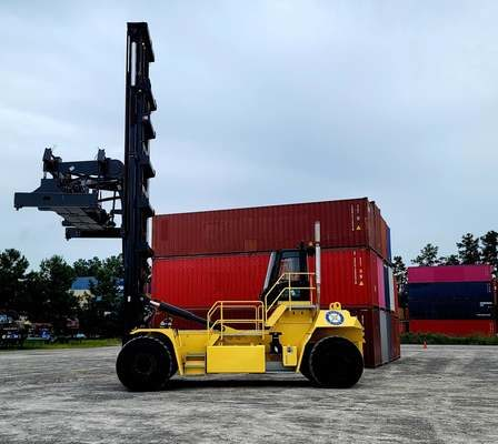 The Marino Group's Marine Repair Services-Container Maintenance Corporation continues to grow