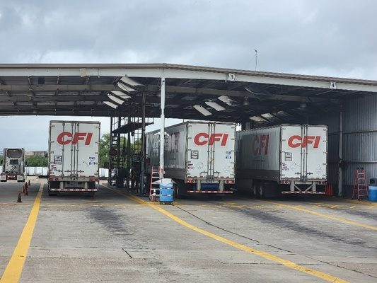 CFI's Laredo Operation Sets Record with Four Years of Accident-Free Performance