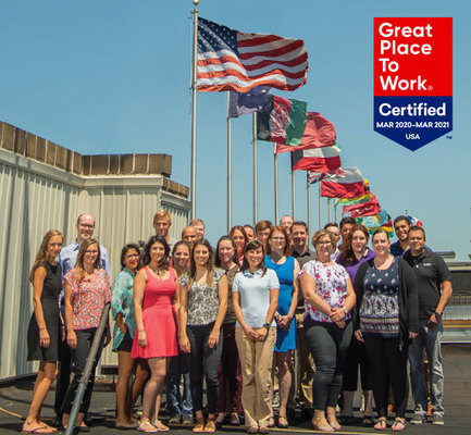 Logistics Plus Re-Certified as a 'Great Place to Work' for Third Year