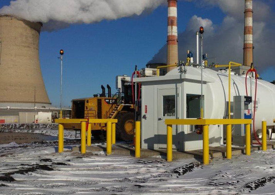 Panel Built, Inc. Introduces Employee Warming Booths for Cold Environments