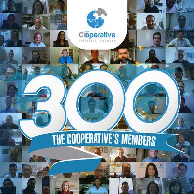 The Cooperative Logistics Network surpasses 300 members around the world