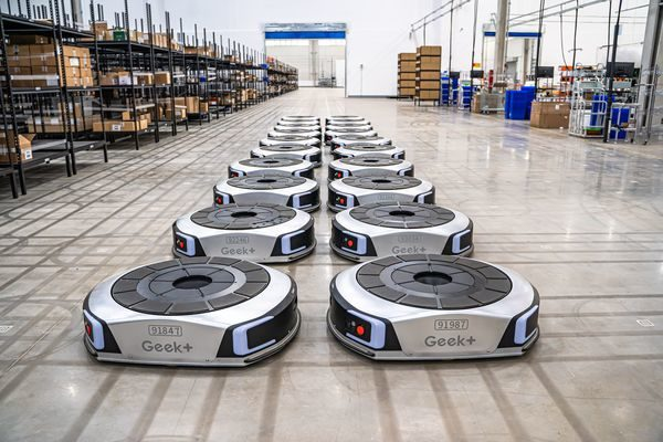 Geek+ and Boreal Technologies partner to accelerate intelligent automation in South America