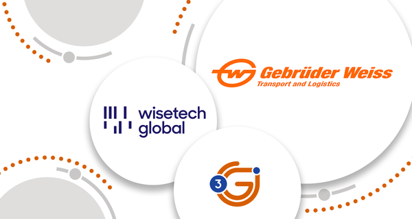 Gebrüder Weiss Goes Live with 3Gtms and CargoWise Integration