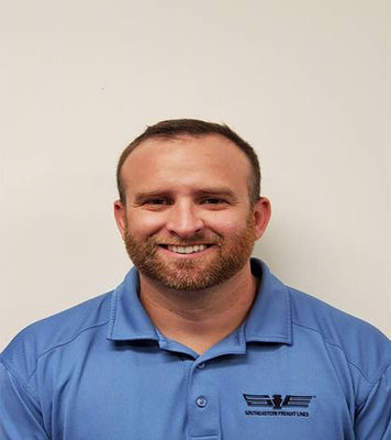 Southeastern Freight Lines Promotes Blake Potter to Service Center Manager in Dalton, Georgia