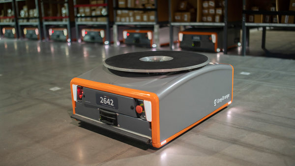 GreyOrange Ranger Warehouse Robots Receive Certification for Commercial Environments