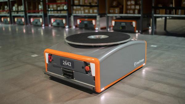 GreyOrange Ranger Warehouse Robots Receive Certification for Commercial Environments