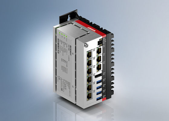 Modular and Customizable C6027 Complements Beckhoff's Ultra-compact Industrial PC Series