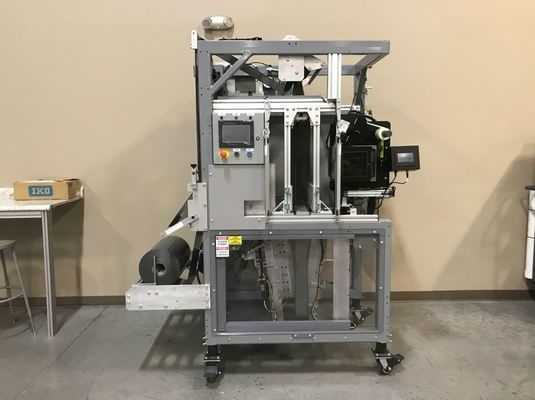 Brown Machine Group Announces NAS® e-Wrap Series™ Vertical Wrapper