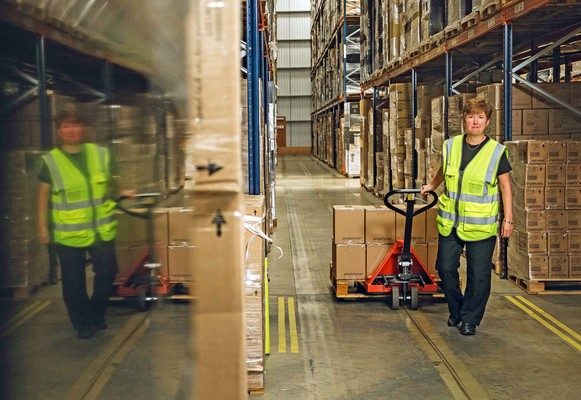 Warehousing and fulfillment – it's increasingly a people thing