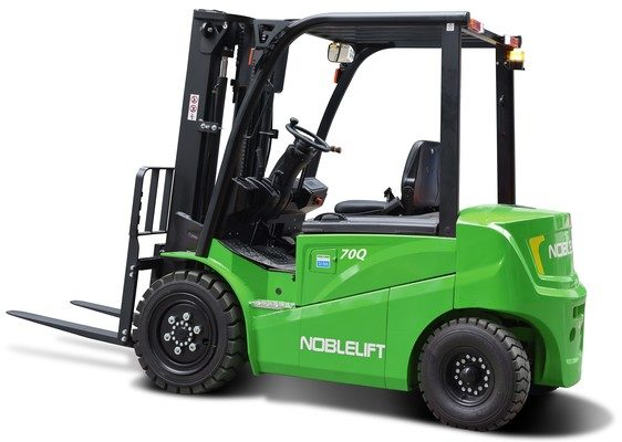 Noblelift® 6,000-7,000lb Q Series Lithium Iron Phosphate LFP Electric Forklift