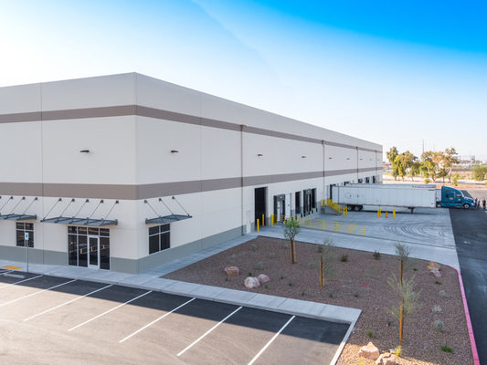 Dermody Properties Leases Distribution Circle Commerce Center in Las Vegas to One Solution