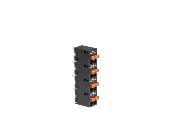 Dinkle Light Guiding Terminal Blocks Improve Operations and Maintenance