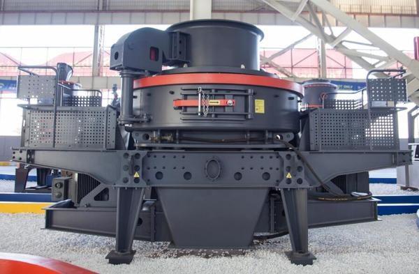 energy-saving sand making machine