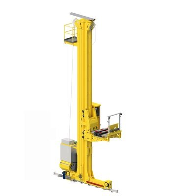 Stoecklin Announces Upgraded MASTer Stacker Crane Series