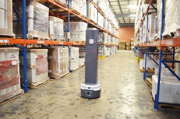 Fetch Robotics and Piedmont National Partner with PURO Lighting to Launch the SmartGuardUV Autonomou