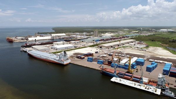 Port Manatee anticipates boost in steel exports  with facility acquisition by Aceros Arequipa unit