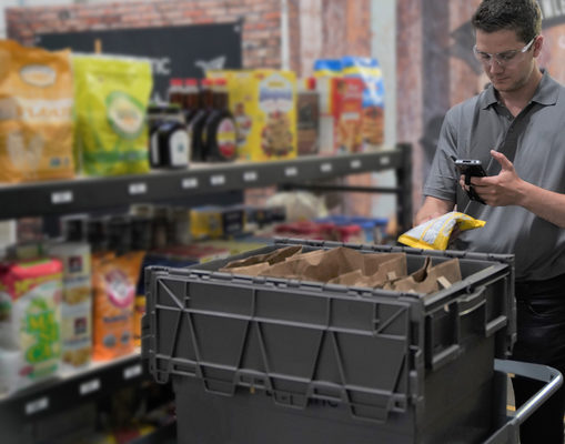 DEMATIC HELPS LEADING GROCER RESPOND TO COVID-19  WITH SOFTWARE THAT ENABLES SOCIAL DISTANCING