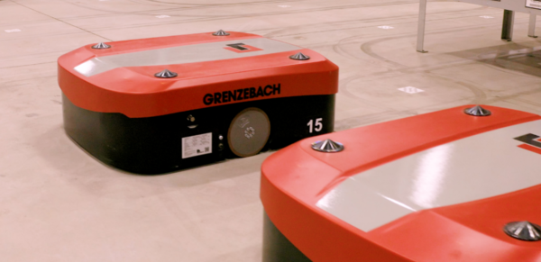 GEODIS Teams Up with Grenzebach to Launch Goods-to-Person Robotics Program