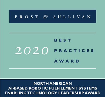 Frost & Sullivan Recognizes Berkshire Grey for Its Innovation and Leadership in AI-Based Robotic Ful