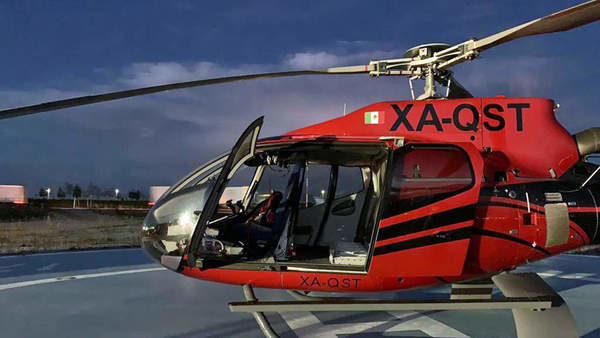 Dachser México Transports Critical Automotive Supplies Via Helicopter Averting Costly Fees