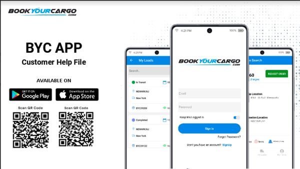 BookYourCargo Launches a Digital Drayage Platform to Combat Capacity Shortages and Container Backlog