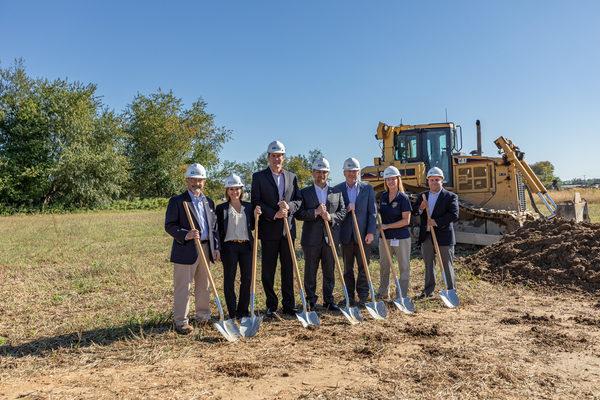 Dermody Properties Breaks Ground on a 154-Acre Logistics Park in New Jersey