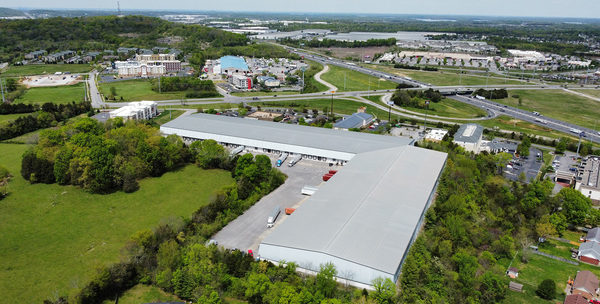 I-24 Frontage Attracts EverWest to Third Nashville Industrial Buy