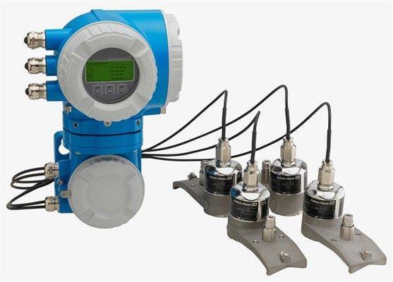 Endress+Hauser Introduces Proline Prosonic Flow P 500 Ultrasonic Flow Measuring System