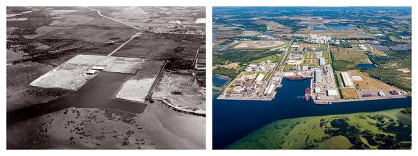 Port Manatee celebrates 50 years as regional economic engine