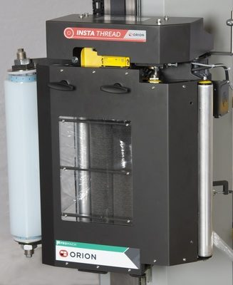 Orion S-Carriage Wrapping Technology Saves Money While Increasing Customer Efficiency