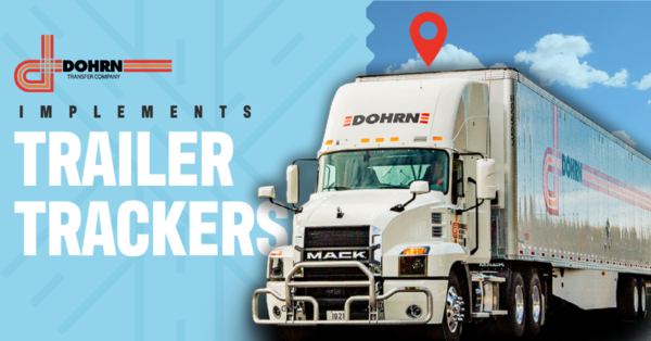 Dohrn Transfer Implements Trailer Trackers