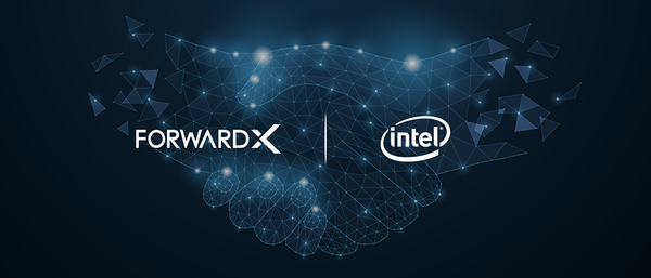 ForwardX Robotics Partners with Intel to Deliver Automation Solutions