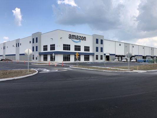 Avison Young negotiates 530,400-sf Amazon lease in Indianapolis