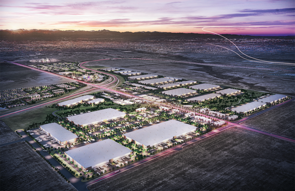 HighPoint Industrial Park in Denver to Expand by 274 Acres, Break Ground on First Spec Building