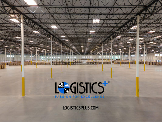 Logistics Plus Significantly Expands Warehousing Capacity in 2020