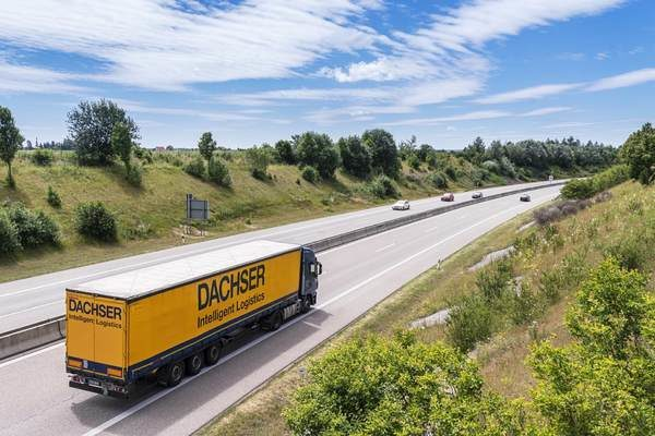 Customer confidence strengthened: Dachser is satisfied with the year's results