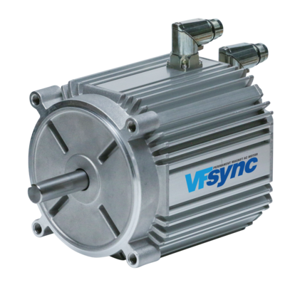 Bison Gear Announces VFsync PMAC Motors