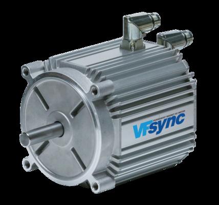 Bison Gear Announces VFsync PMAC Motors